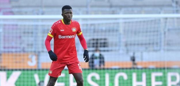 El United también pujará por Tapsoba. Foto: calciomercatonews.com