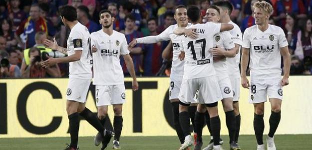 Coquelin se ha ganado a la afición de Mestalla. Foto: ABC