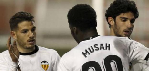 """Desastre en el Valencia CF con los nuevos fichajes """"Foto: Sport"""""""