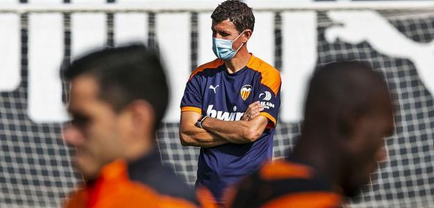 Javi Gracia necesita refuerzos para Mestalla.