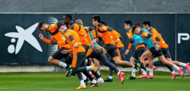El oscuro panorama del nuevo técnico del Valencia