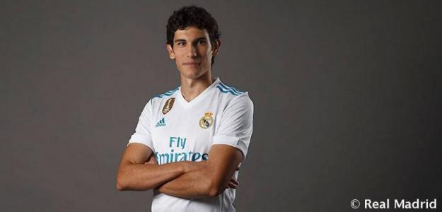 Jesús Vallejo no pierde la fe con su futuro en el Real Madrid (RMCF)