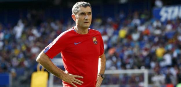 Valverde pide a un 'viejo conocido' de 30 millones para el Barça / FCBarcelona.es