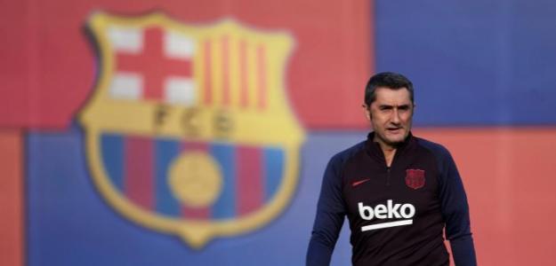 Los candidatos a ocupar el puesto de Ernesto Valverde en el Barcelona