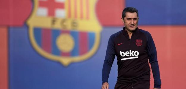 La incongruencia del Barcelona con el despido de Valverde