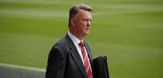 Van Gaal, con el United / twitter