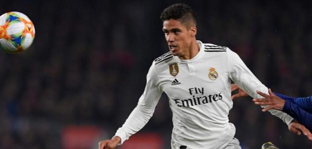 El tapado del Madrid para sustituir a Raphael Varane
