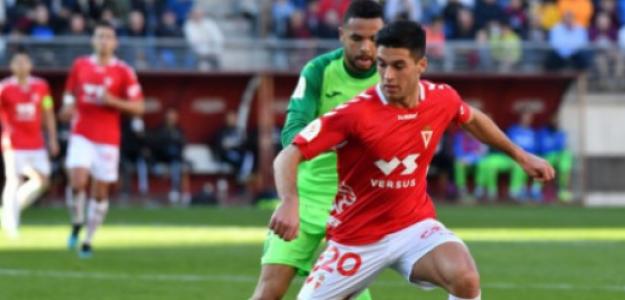 """La sensación de Segunda División que se debate entre 3 conjuntos de LaLiga """"Foto: CD Mirandés"""""""