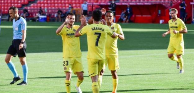 El Villarreal regresó como un tiro del parón | FOTO: VILLARREAL