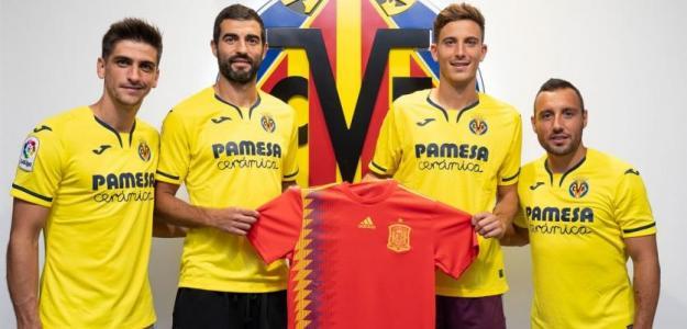 El amarillo vuelve a estar de moda. Foto: VillarrealCF