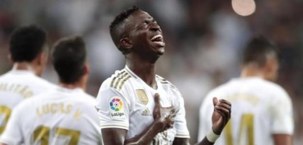 El castigo de Zidane a Vinicius comienza a dar frutos