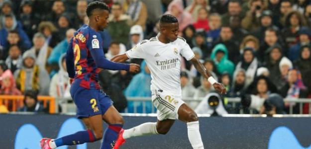 El Real Madrid pone a Vinicius en el mercado. Foto: Sport