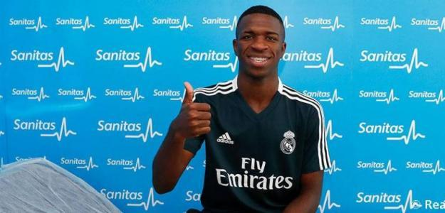 Vinícius / Real Madrid.