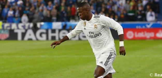 Vinicius en el Real Madrid / Real Madrid