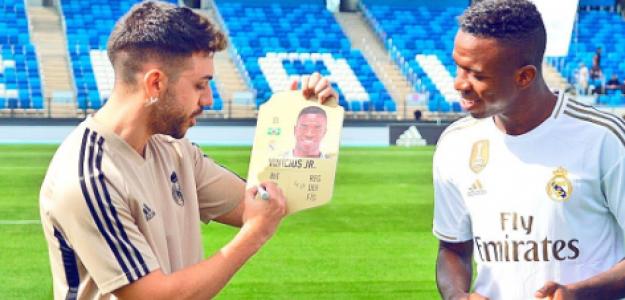 La Carta De Vinicius En Fifa 21 Crea Mucho Debate Entre Los Fans Fichajes Net