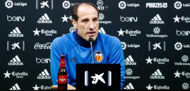 Voro apunta de nuevo a ser el salvador del Valencia