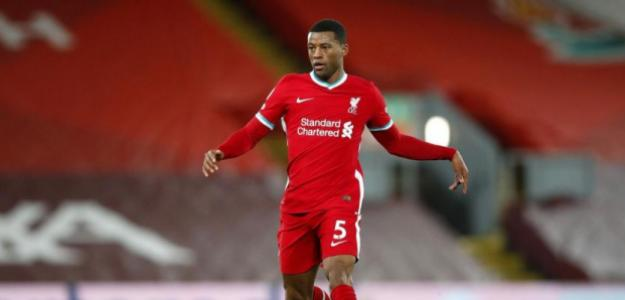 Las dos opciones que maneja el Liverpool para suplir a Wijnaldum