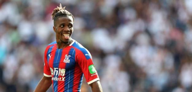 Los clubes que quieren fichar a Wilfried Zaha | FOTO: CRYSTAL PALACE