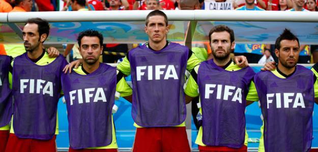 Ambos jugadores compartieron varios años en la selección española / Zimbio