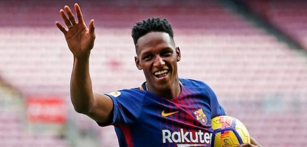 Yerry Mina / FC Barcelona