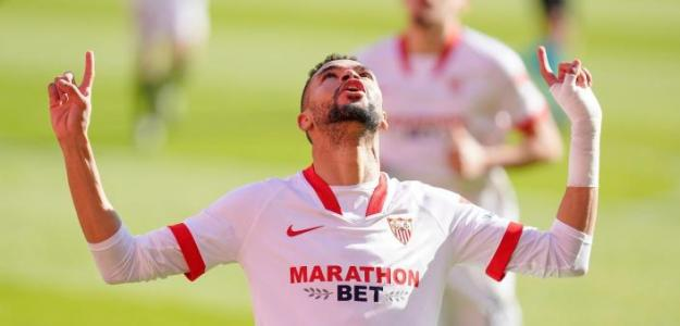Youssef En-Nesyri acepta salir del Sevilla en este mercado