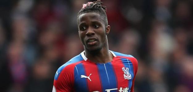 Zaha vuelve a suponer un problema para el Crystal Palace / Premierleague.com