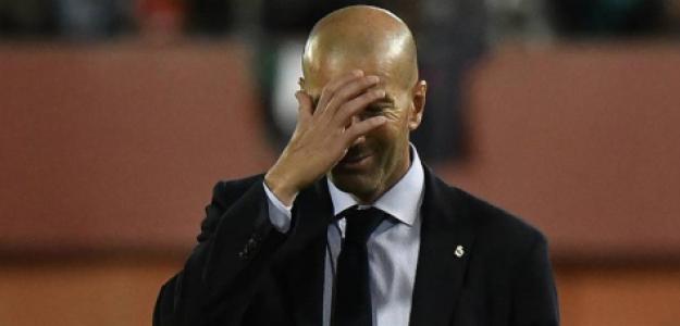 """La incomprensible convocatoria de Zidane """"Foto: Don Balón"""""""