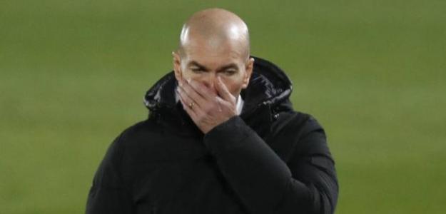 Zidane no se habla con algunos jugadores / Elconfidencial.com