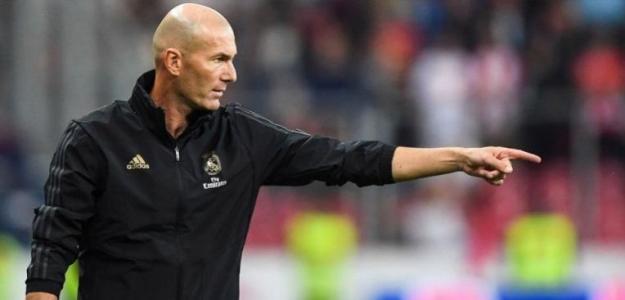 Zidane tiene un nuevo objetivo para el centro del campo | Foto: diariogol.com