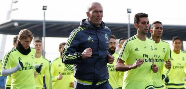 ÚLTIMA HORA: Zidane a un paso de ser cesado. Foto: Marca