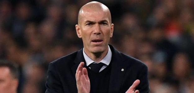 Zidane tiene respaldo del Real Madrid hasta el 9 de Diciembre / Mediotiempo.com