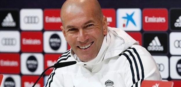 Zidane / Getty