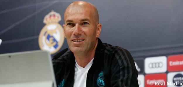 La única petición de Zidane al Real Madrid / RealMadrid.com