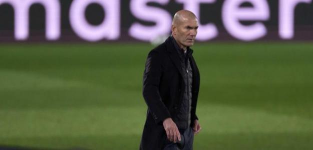 Así le ganó Zidane la batalla táctica a Koeman en El Clásico