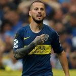 Benedetto celebra un gol con Boca / Youtube