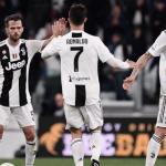 Jugadores en la Juventus / YouTube