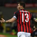 """El posible nuevo destino de Alessio Romagnoli """"Foto: The AC Milan Offside""""."""