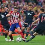 """""""El Bayern viene a por Saúl./ Foto: Cadena Ser"""""""