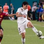 Jesús Vallejo desea seguir en el Real Madrid / Marca
