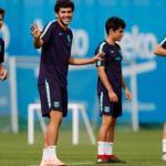 El FC Barcelone tiene que aprovechar a Carles Aleñá y Riqui Puig / Sport