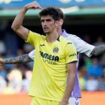 Gerard Moreno, durante un partido con el Villarreal (EFE)