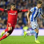 Real Sociedad negocia con el Sevilla FC por Nolito / AS