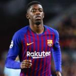 """""""Fichajes Barcelona: El PSG quiere llevarse también a Dembélé./ Foto: AS"""""""
