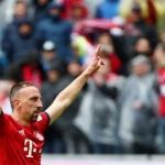 Ribery se despedirá del Bayern a los 36 años / AS