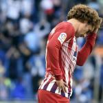 Griezmann no ha tenido la temporada esperada / El País