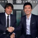 El Inter oficializó a Antonio Conte en la madrugada de este viernes / As.com