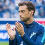 Claudio Marchisio en un partido con el Zenit / Youtube