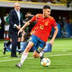 Ceballos se exhibe con España y evidencia su nivel Real Madrid (EFE)