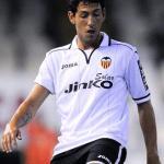 Dani Parejo durante un partido esta temporada/ Lainformacion.com