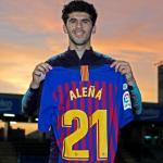 Aleñá / FC Barcelona
